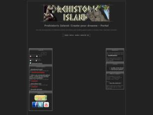 Prehistoric Island: Create your dreams