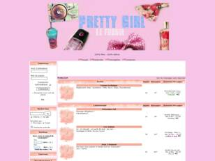 Pretty Girl - Forum 100% filles !