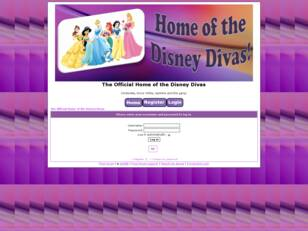 The Official Home of the Disney Divas
