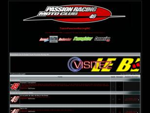 Team Passion Racing Moto Club