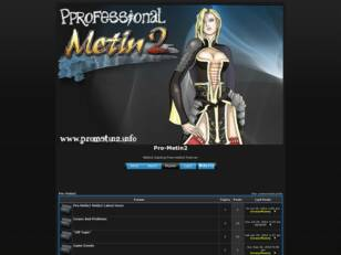 Professional-Metin2 Forum