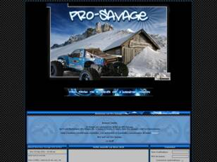 Pro-Savage - le forum sur le Savage de HPI...