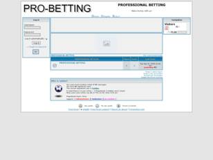 PROFESSIONAL BETTING