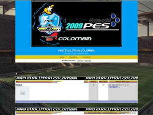 Pro Evolution Colombia