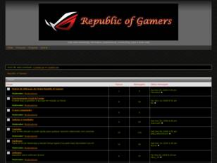 Forum gratis : Republic of Gamers