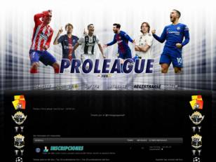 PROLEAGUE : LIGA ONLINE FIFA 17 PS4