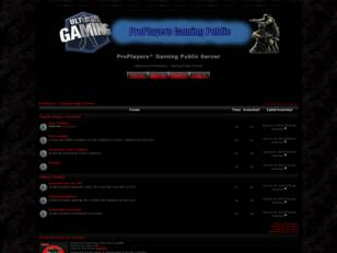 ProPlayers^ Gaming Public Server