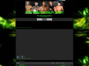 Free forum : World Wide Wrestling