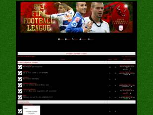 Welcome to PS3 Fifa Football League for committed players who play by