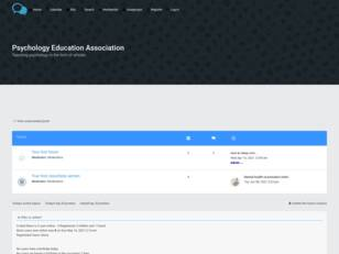 Psychology Education Association