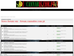 Forum Cannabis.com.pt