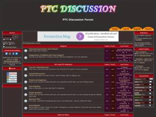 PTC Discussion Forum-Free Referral Making-Money making Discussions