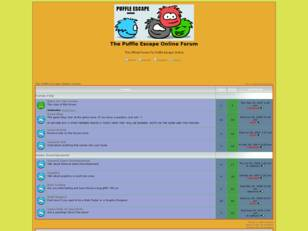 The Puffle Island Forum