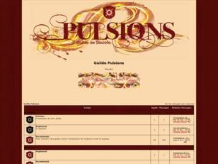 Guilde Pulsions