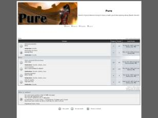 Pure Pure, Band(Guild) created by Amelie with good