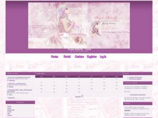 Forum gratuit : Purple-Butterfly