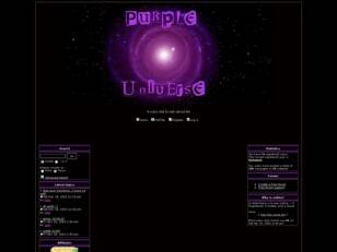 Free forum : Purple Universe