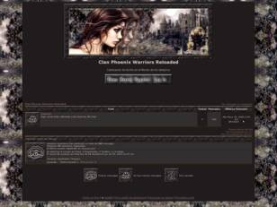 Foro gratis : Clan Phoenix Warriors Reloaded