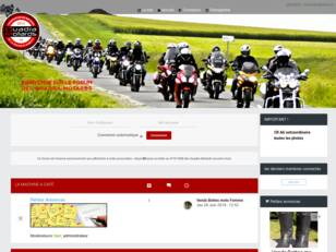 Quadra-Motards, le forum des motards Romillons