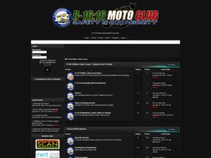 R-16:16 Moto Club Official Forum Site : Safety is Our Priority