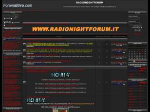 RADIONIGHTFORUM