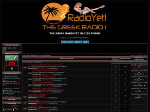 THE RADIOYET FORUM
