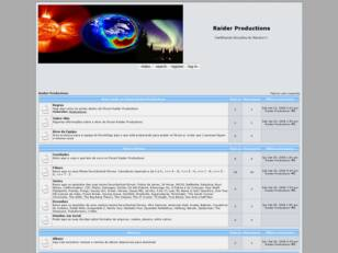 Forum gratis : Raider Productions