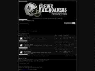 Crewe Railroaders