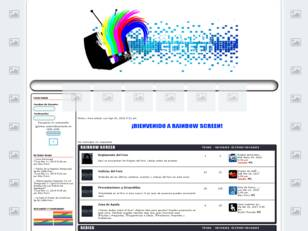 Foro Rainbow Screen