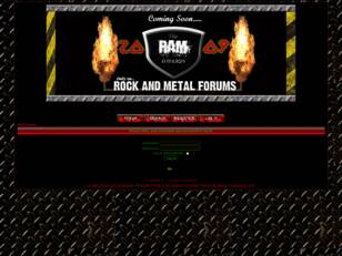 Rock And Metal Forums