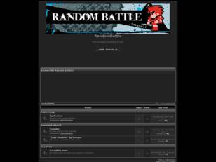 :: Random Battle Linkshell ::