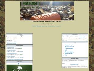 Forum officiel des RAPAS