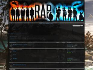 RAP Clan Forum