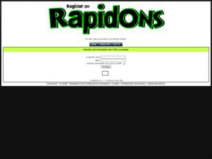RapidOns :::Welcome:::