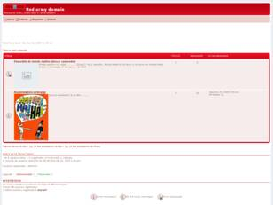 Forum gratis : Red army domain