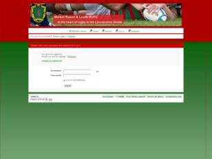 Market Rasen & Louth RUFC - Members Forum