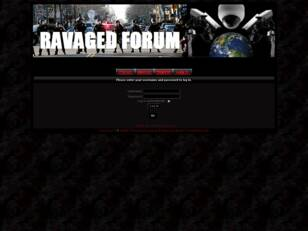 Ravaged Forum
