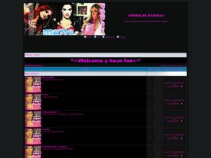Forum gratuit : =ReBeLde AnGeLs=