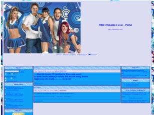 Forum gratis : RBD i Rebelde 4 ever