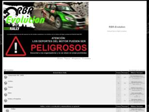 Foro gratis : RBR-Evolution