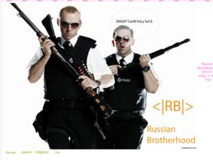Russian Brotherhood SWAT 4