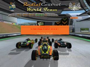 créer un forum : RC World Team