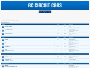Free forum : R.C.circuit cars