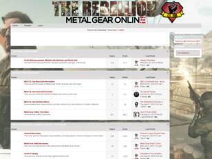 The Rebellion Forums