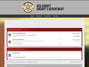 Red County Sheriff Department