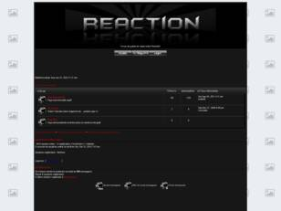 Forum gratis : ReactioN