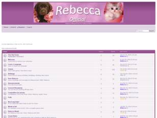 Rebecca Official