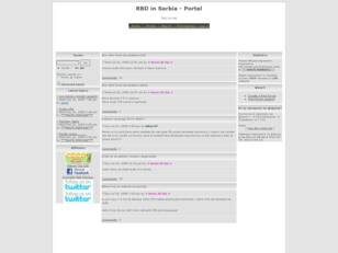Forum gratis : RBD in Serbia