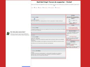 Red-Bull Dog!! Forum de supporter