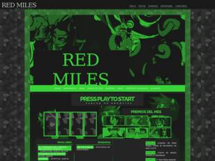 Red Miles: Homestuck rpg